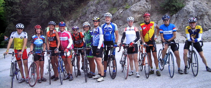 Bike Tour Bologna-Tropea