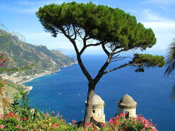 Italy bike vacations: Cilento & Amalfi Coast (Ravello)