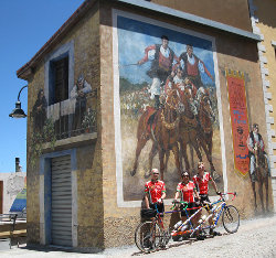 Bike Tour Sardegna: Fonni