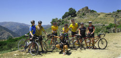 Italy Bike Tours: Sardegna Biking Group