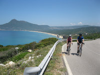Italy bike vacations: The green and blue of Sardegna