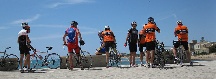 Bike Tour: Sicily, the Sea and the Baroque