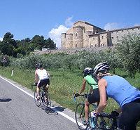 Bike tour on the Adriatic Coast: cycling Fossacesia