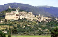 Bike Tour: Bologna-Tropea:Assisi
