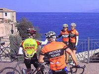 Italy bike vacations: Pizzo Calabro