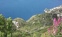Bike Tour Cilento & Amalfi Coast: Agerola