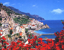 Bike Tour Cilento & Amalfi Coast: Amalfi