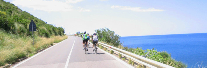 Bike Tour Cilento & Amalfi Coast