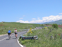 ride to the Etna