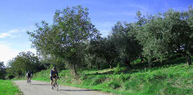 Bike Tour Abruzzo easy